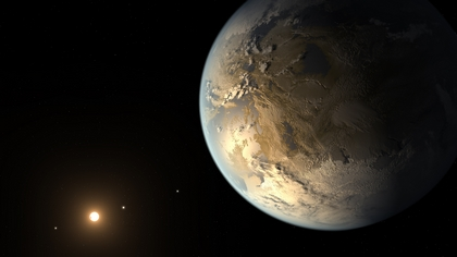 Earth-size Kepler-186f