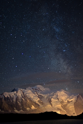Mont-Blanc Nuit 2 - Chéserys