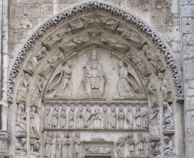 RoyPort_Incarn (S) chartres cathedral right tympanum
