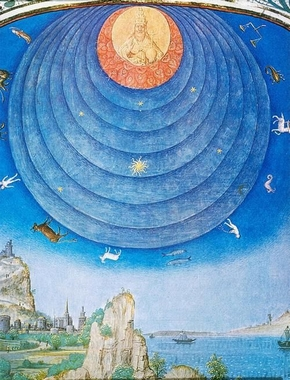 Simon Marmion - Astronomical Halo, 1460