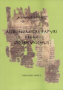 astronomical-papyri-from-oxyrhynchus