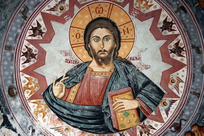 mural-in-monastery-in-ag-oros-athos-greece-showing-god-inside-the-zodiac