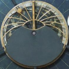 horloge astronomique Etienne Bourges