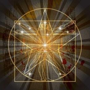 der-vitruvianische-mensch-eingeschrieben-in-der-mittelalterlichen-mystik-pentagram