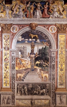 Giovanni_Maria_Falconetto,_Mantua,_Palazzo_d'Arco,_Sala_dello_Zodiaco,_Sign_of_Leo