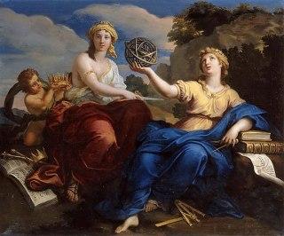 577px-Uranie_et_Melpomène_-_1680-1681_Louis_de_Boullogne