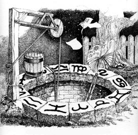 L'Astrologue qui se laisse tomber dans un puits