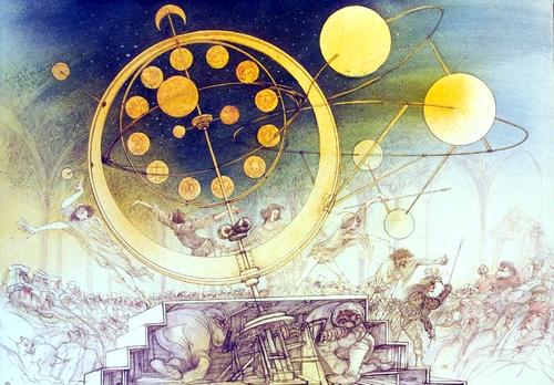 Leonardo Solar System