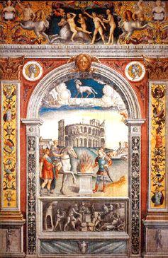 Museo D'Arco Mantova Capitale cultura Museo Naturalistico dipinti arte