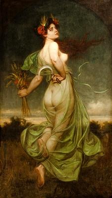 allegory-of-summer-franz-bohumil-doubek